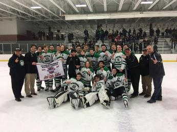 Spartans Green - JV Hayes Cup Champions