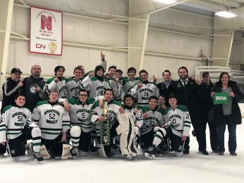 Spartans White - JV Tier II Champions
