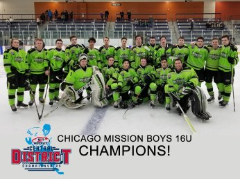 Chicago Mission 16U