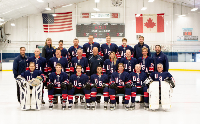 U S Blind Hockey Team To Compete At 7th Annual Canadian National