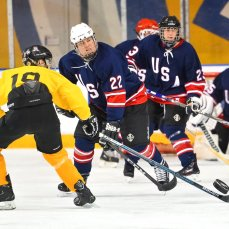 US BLIND HOCKEY