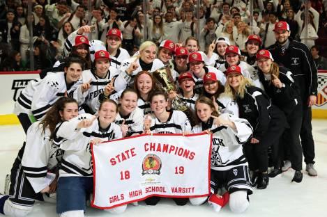 Fenwick - 2019 State Champions