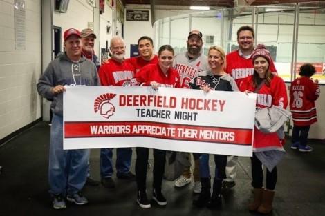 Teacher Appreciation Night - Deerfield