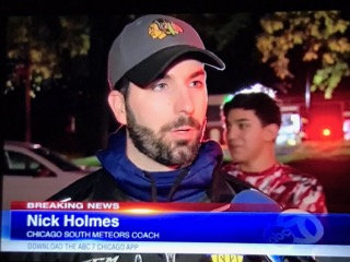 Holmes Channel 7 news