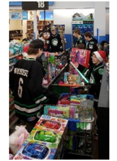Spartans Giving Back