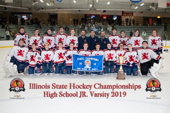 St. Viator - 2019 Junior Varsity State Champions