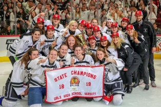 Fenwick - 2019 Girls Varsity State Champions
