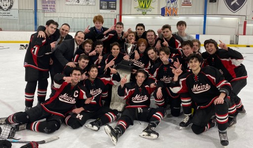 Maine Varsity West Cup Champions