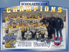 Neuqua Valley Varsity Scholastic Cup Champions
